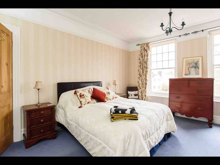 B&B - quiet area in easy reach of Cardiff events