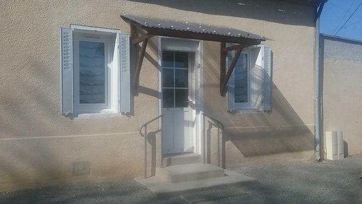 Logement neuf plein pied terrasse parking privés