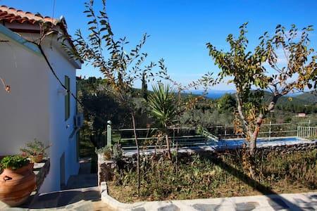 Villa Liogerma - Panormos - Villa