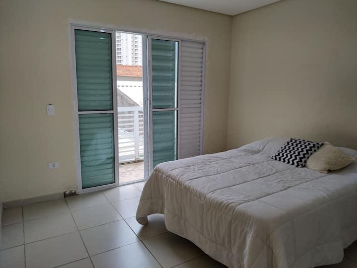 Suite mobiliada Pinheiros