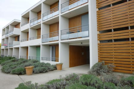 Studio terrasse, au calme, Avignon Agroparc