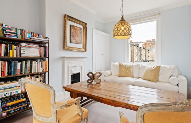 Beautiful 3Bed Victorian Townhouse in Hammersmith
