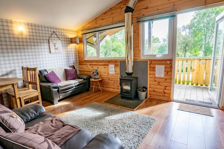 Ancarraig Lodges Self-Catering Above Loch Ness #10