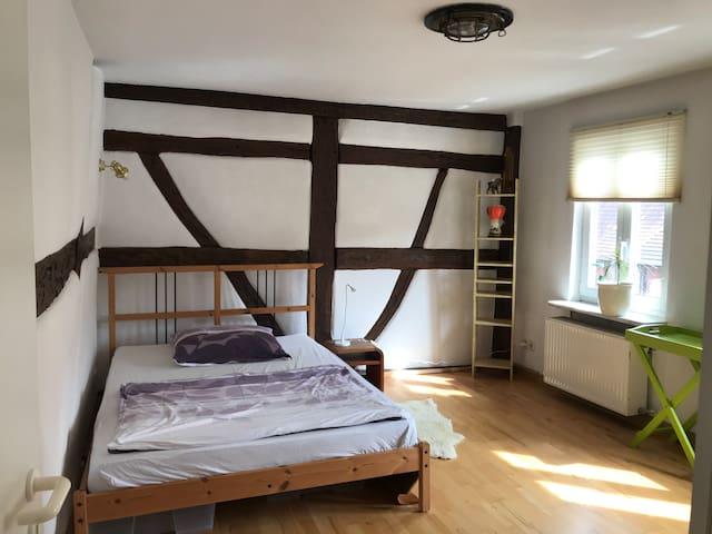 17 qm Zimmer in 15 Minuten in Stuttgart City