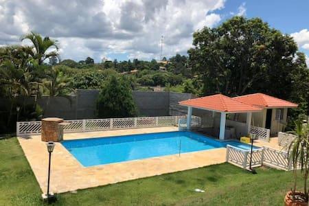 Chácara muito bem localizada em Caçapava