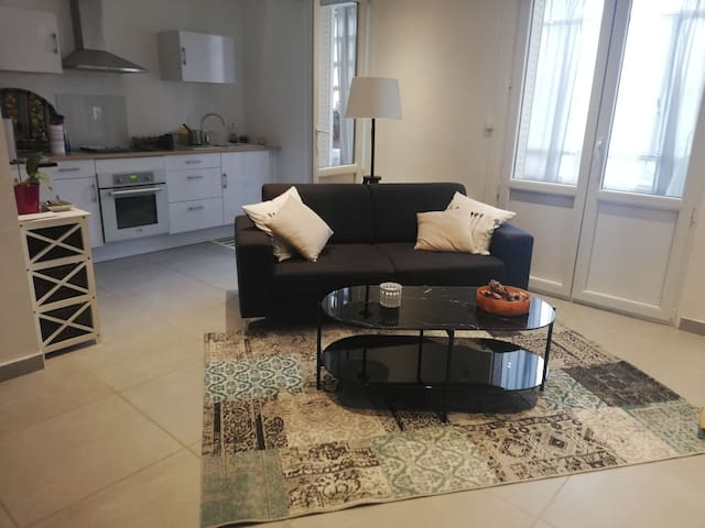 Marseille 13009 chambre privée