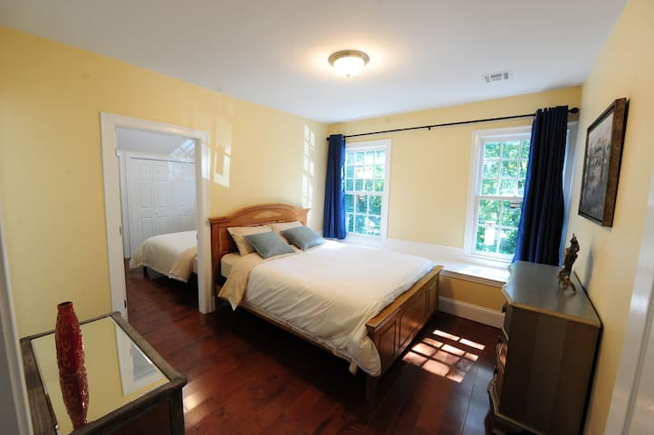 Cozy quiet room A (NearBU/Downtown/Fenway/HMS)