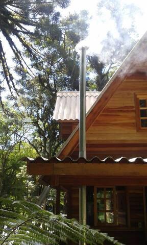 Cabana em São Francisco de Paula - São Francisco de Paula - Choza