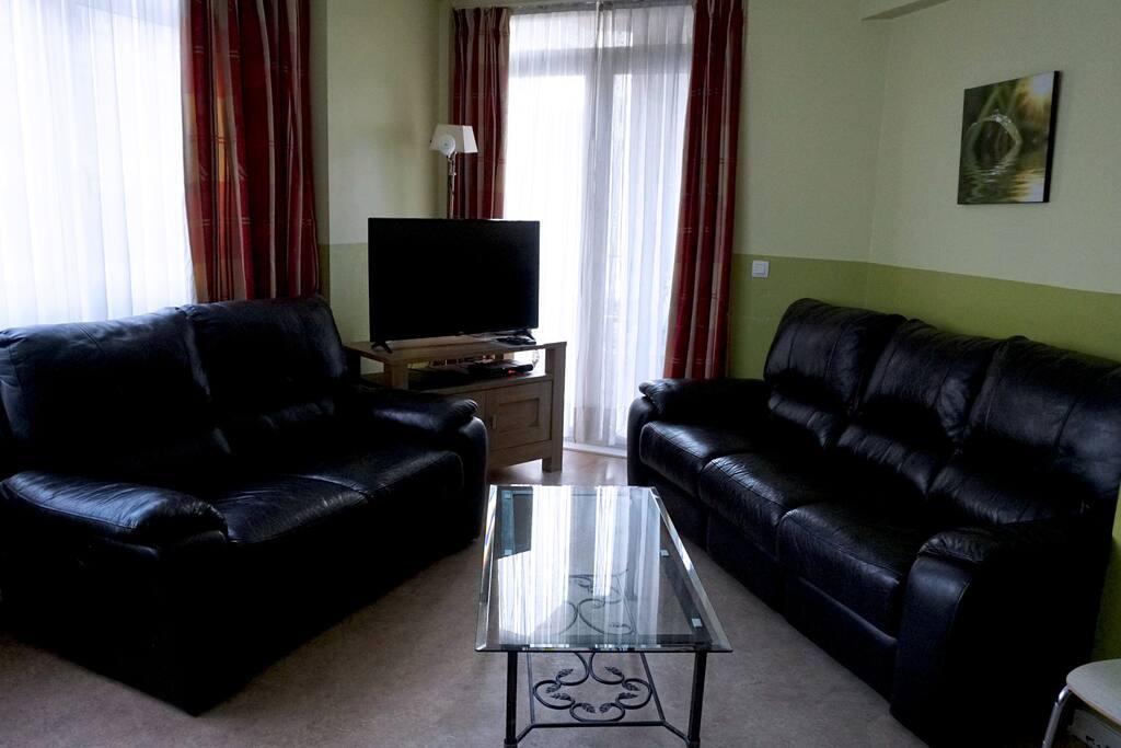Coin salon - Living room