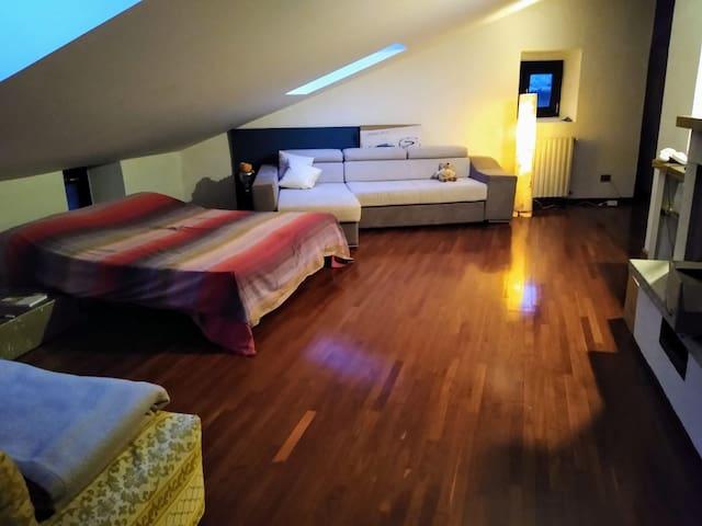 Casa con 9 posti letto x Barcolana/Coppa Bernetti