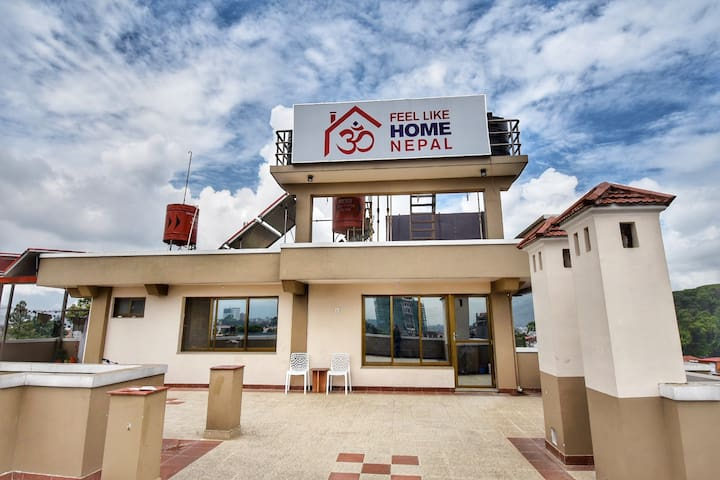 Cozy central 1-Bed Room Apartment in Kathmandu