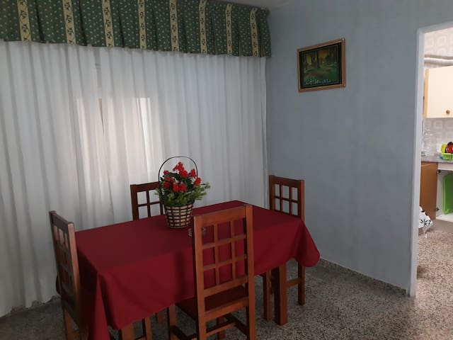 Alcalá la Real in a comfortable town house