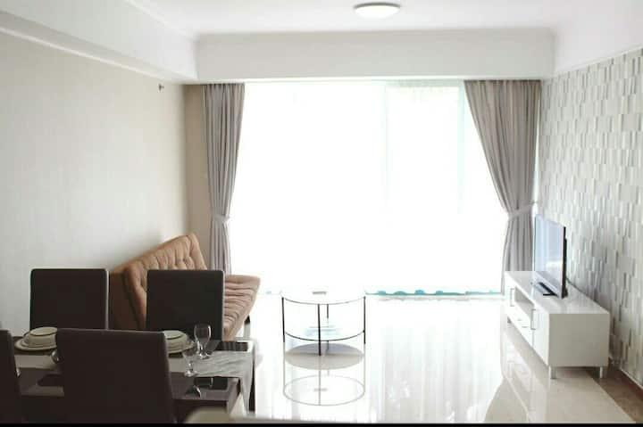 Apartemen Casablanca 201