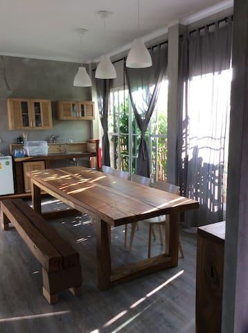 Ouandam tiny house (Tiny House) - Tambon Na Sao - Alberg