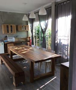 Ouandam tiny house (Tiny House) - Tambon Na Sao