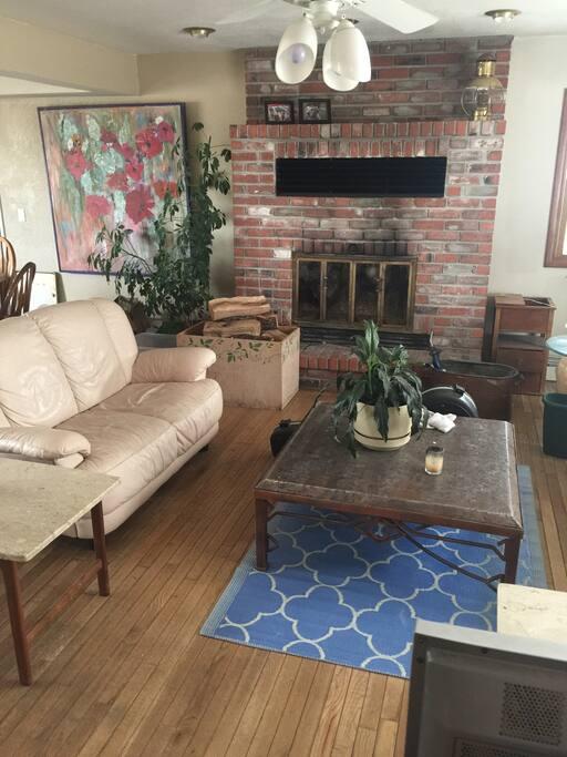Shared living room