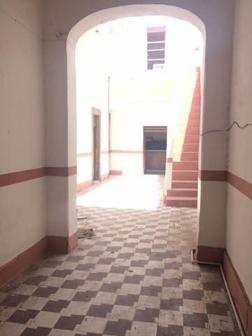 Habitaciones individuales en casa compartida - San Luis Potosí - House