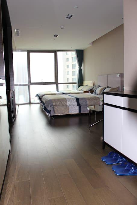 温馨舒适的房间