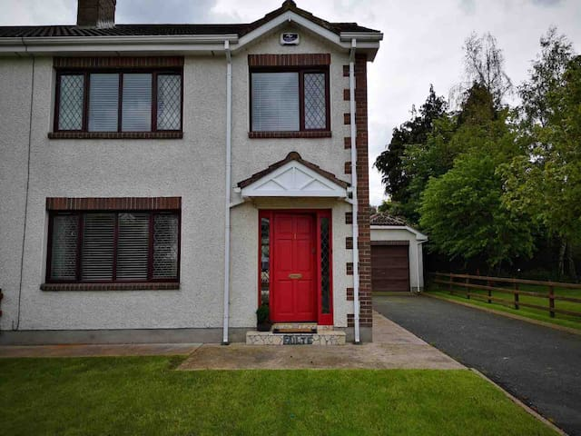 Semi detached house very close to Monaghan town.