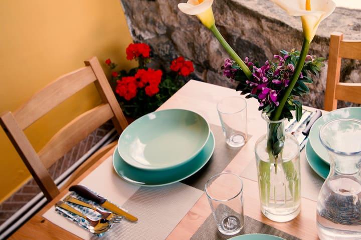 Villa Rosa al Vesuvio - Green Soul