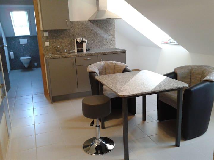DZT-Schwarzwaldhotel garni, (Unterkirnach), Classic Doppelzimmer Comfort mit WC und Dusche