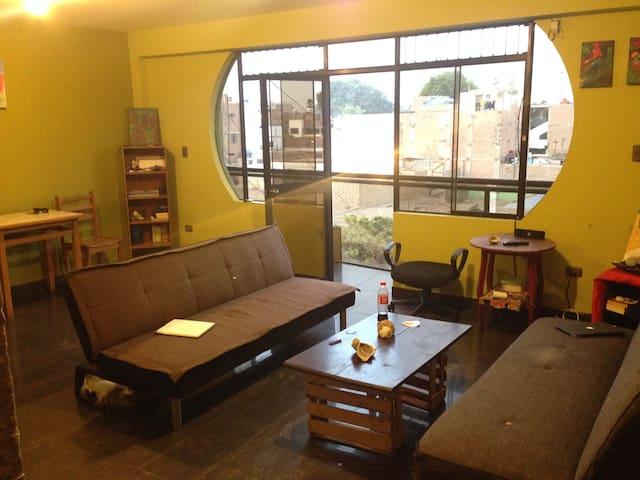 Casa Auusome - Lima - Appartement