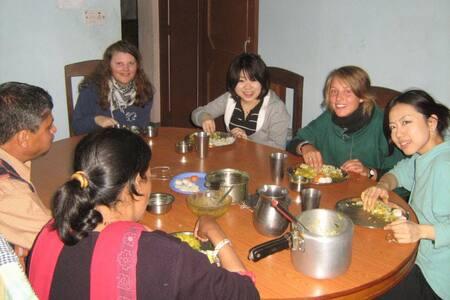 Homestay in Patan, Kathmandu Valley - Patan - Casa