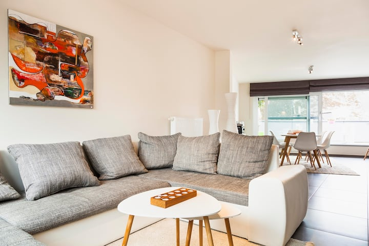 New Duplex Appartement with terrace