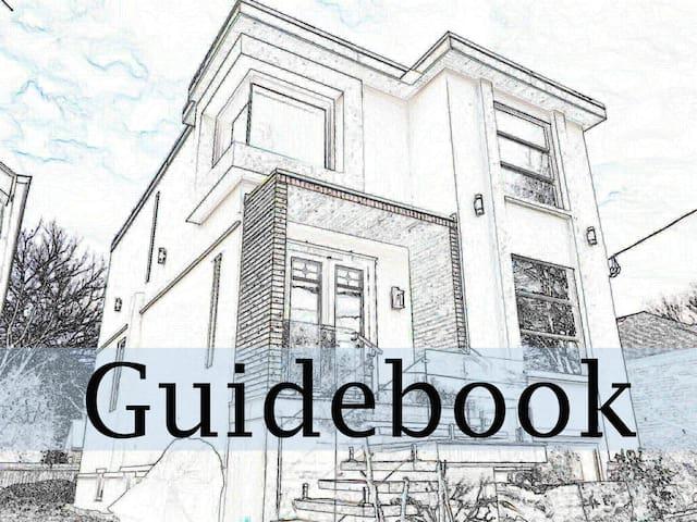 Guidebook for Modern Designer's Suite in Toronto
