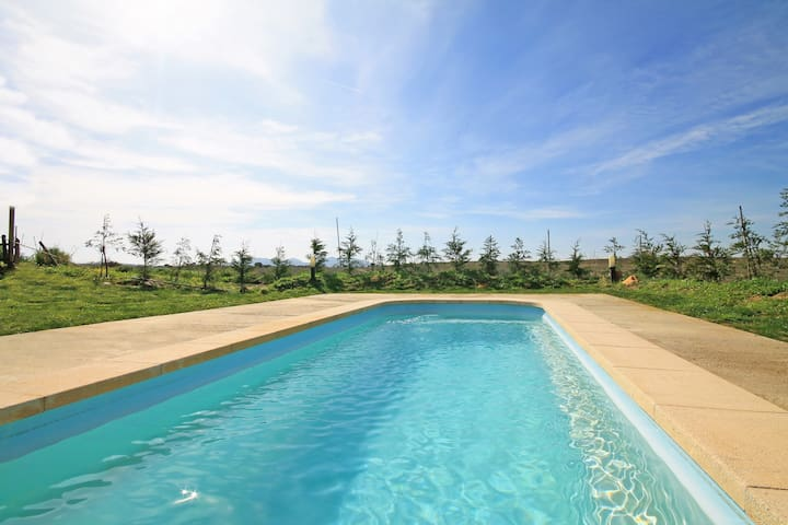 House with pool in 10min from beaches of Empúries - L'Escala - Haus