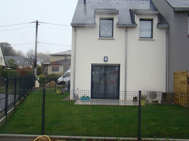la baule  maison de 3 chambres 5 mn de la plage - La Baule-Escoublac - Rumah
