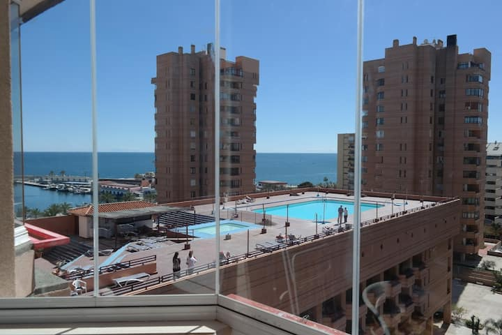 Las Palmeras Apartment 790A, Fuengirola,Beautiful!