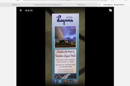 Hotel Laguna - Laguna Beach - Penzion (B&B)