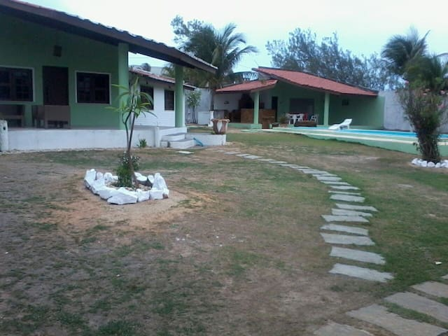 Beach House 20km from Fortaleza