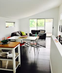 Spacious self contained apt, very cute! - Moonee Ponds