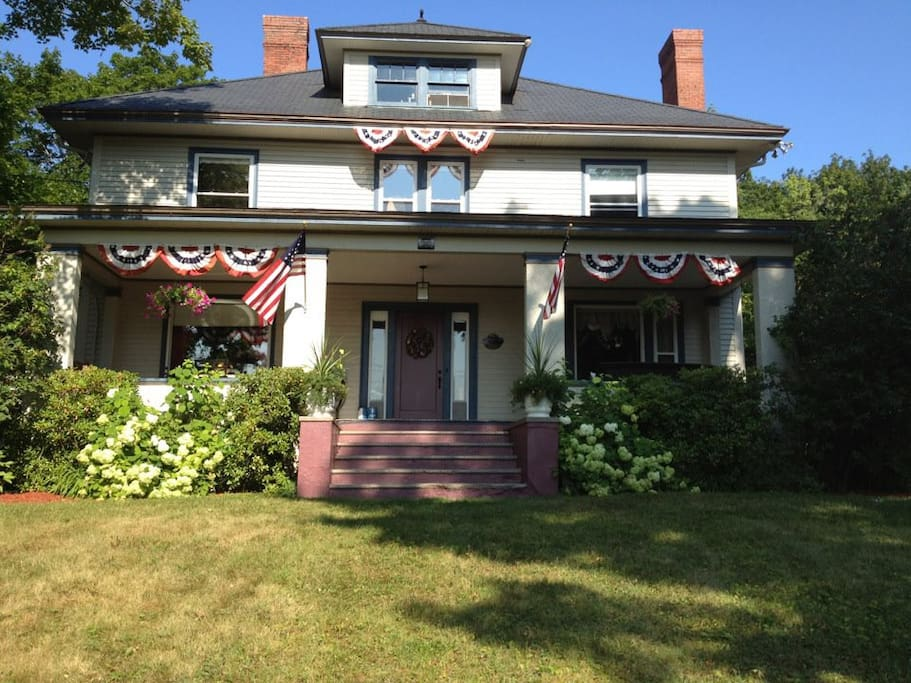 Taylor Edes Inn, a home rich with character and history