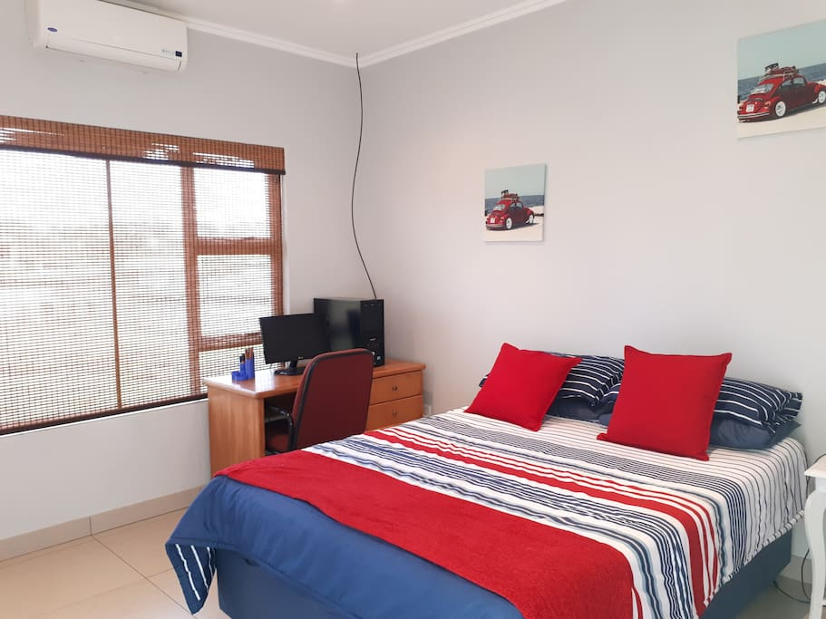 Bedroom 2 with Aircon