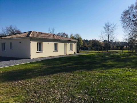 Maison récente T4 au calme dans le Pessac Léognan