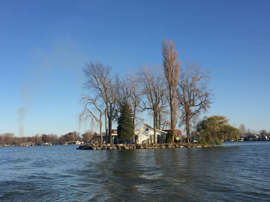 Island Time On Indian Lake Islands For Rent In Lakeview