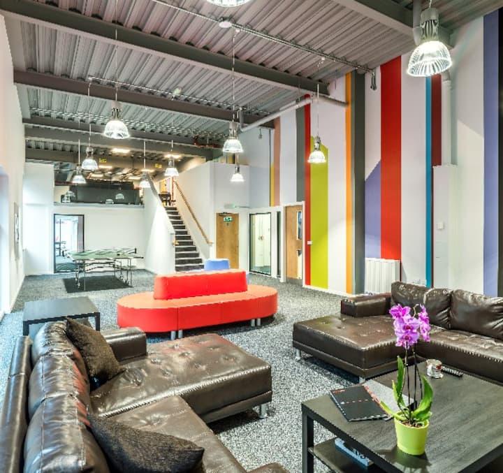Studio Apartment- Shrubhill Campus Accommodation