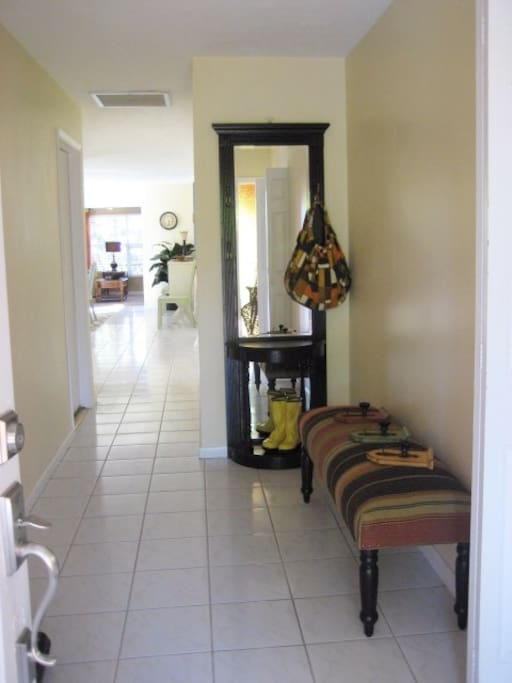 Entry Way Foyer