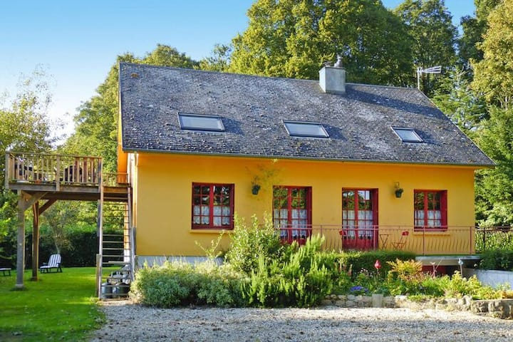 4 star holiday home in Manneville-ès-Plains