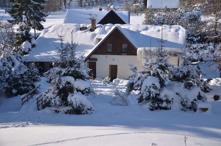 Penzion Pohoda,Studenec,Krkonoše - Studenec - Dom