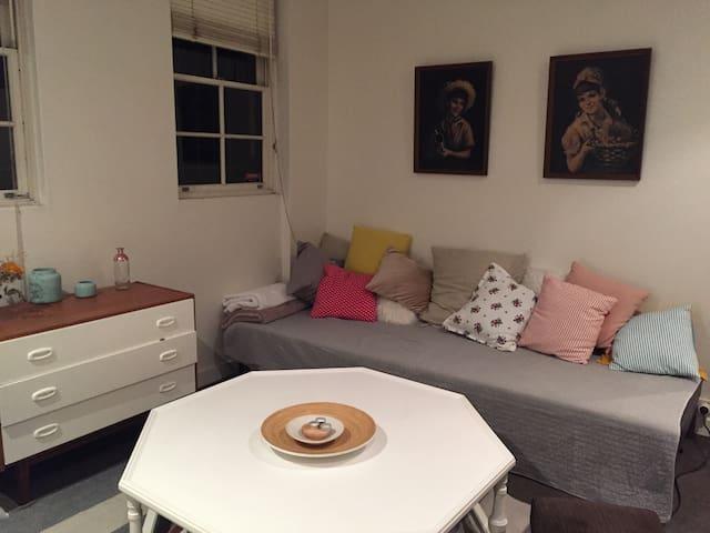Lovely Private Double Bedroom Darlinghurst Sydney - Darlinghurst - Huis