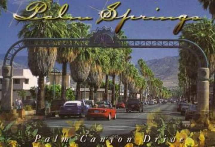 Downtown Palm Springs/Everything Walking Distance