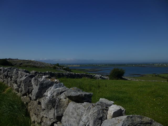 Peaceful Haven on the Wild Atlantic West Clare Way