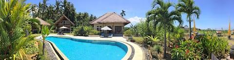Traumhaftes ursprüngliches Ost-Bali