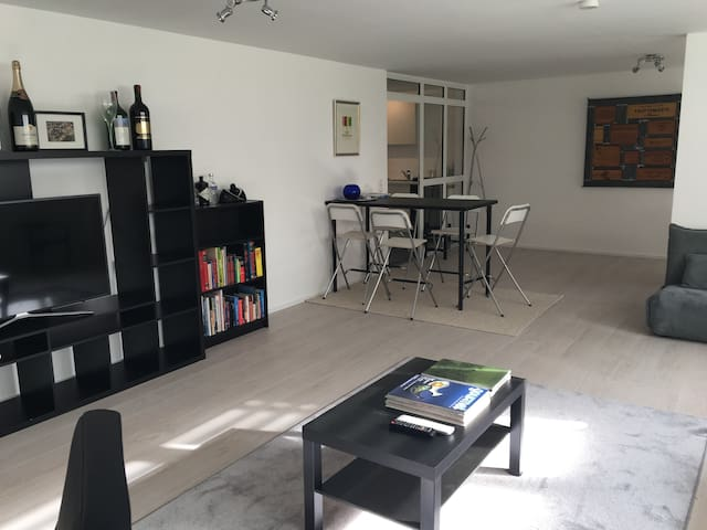 Stilvoll eingerichtetes Apartment - Bad Honnef - Pis