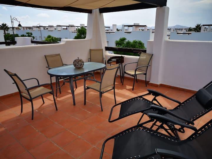 Casa Al Sol 2 Bed Apartment Stunning Scenery