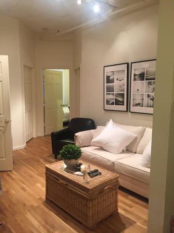 Lispenard Room in Beautiful TriBeCa/SoHo Loft